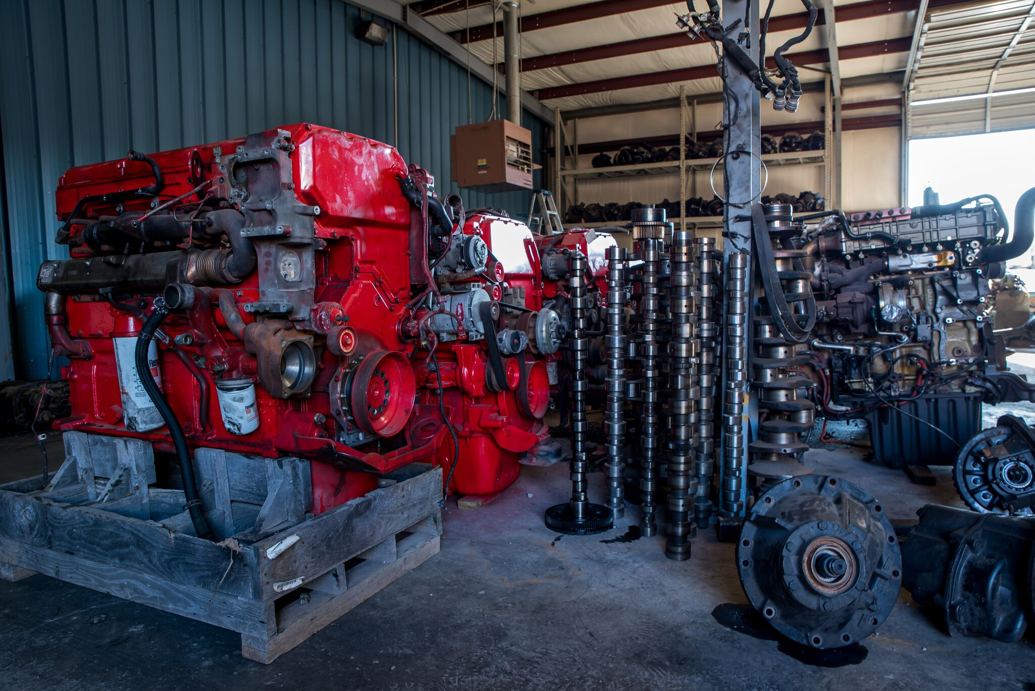 Knoxville Truck Parts and Semi Truck Engines