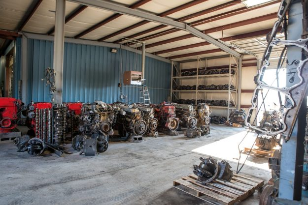 See Our Truck Parts And Salvage Yard John Story Truck